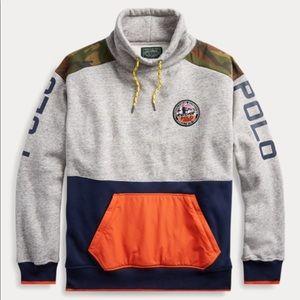 🆕 Polo Terrain Fleece Sweatshirt